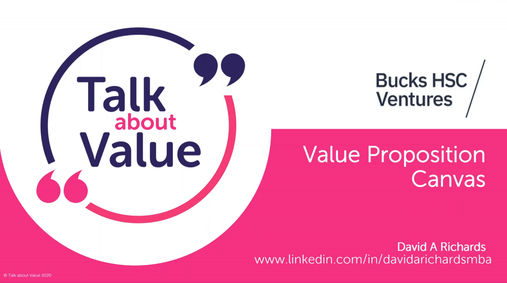 Webinar Value Proposition
